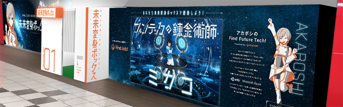 未来変身ボックス イメージ