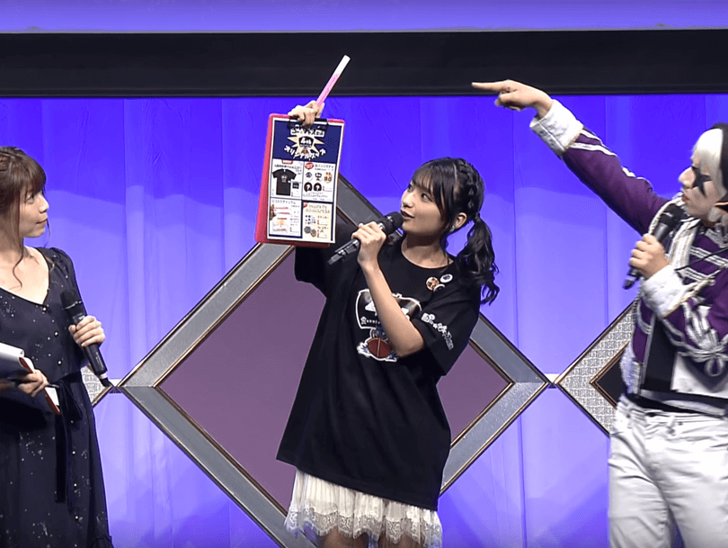 「ゴー☆ジャス動画」4周年イベント
