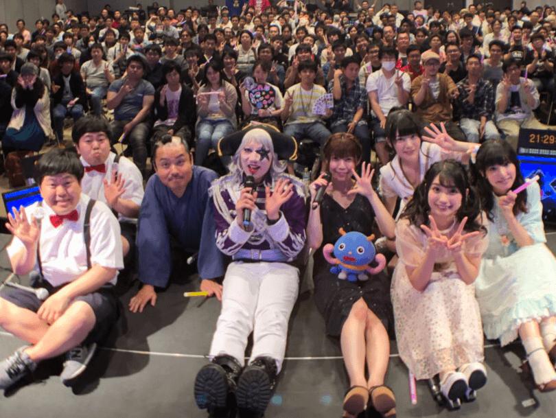 ゴー☆ジャス動画:祝4周年記念公開生放送イベント「あ☆ジャース!」