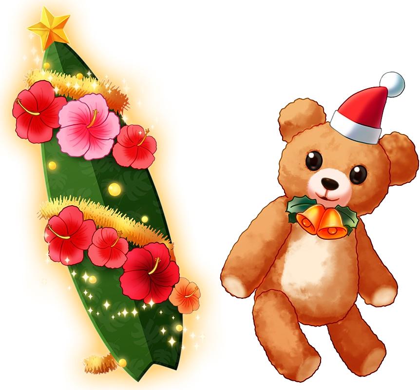【シーズンイベント《クリスマス2018》】開催!